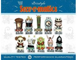 MINDSTYLE SERV-O-MATICS MINI FIG BOX (15) FIGURA