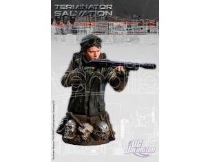 Terminator Salvation Kyle Reese busto figura in resina 1:6 Dc Direct