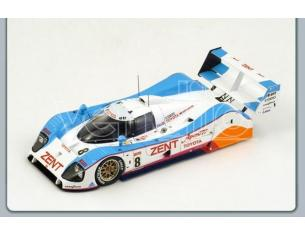 Spark Model S2365 TOYOTA TS 010 N.8 8th LM 1992 LAMMERS-FABI-WALLACE 1:43 Modellino