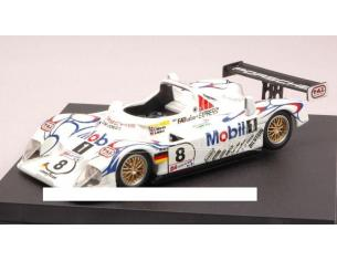 Trofeu TF1304 PORSCHE LMP1 N.8 29th (ACCIDENT) LM 1998 RAPHANEL-WEAVER-MURRY 1:43 Modellino