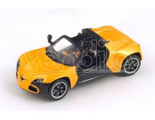 Spark Model S2248 VENTURI AMERICA 2013 BLACK AND ORANGE 1:43 Modellino