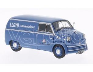 Neo Scale Models NEO43874 LLOYD LT 500 CUSTOMER SERVICE 1955 1:43 Modellino