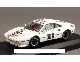 Best Model BT9548 FERRARI 308 GTB N.160 CAMP.ITALIANO VELOCITA' 1982 M.FINOTTO 1:43 Modellino