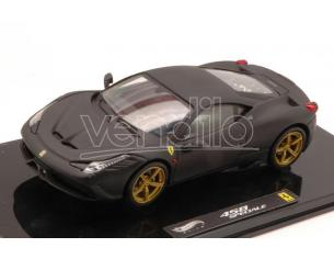 Hot Wheels HWBLY47 FERRARI 458 SPECIALE 2013 BLACK 1:43 Modellino