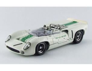 Best Model BT9553 LOLA T70 SPYDER N.1 WINNER MALLORY PARK 1966 D.HULME 1:43 Modellino