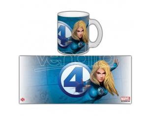 SEMIC FANTASTIC FOUR INVISIBLE WOMAN MUG TAZZA