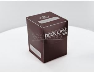 Ultimate Guard Deck Case 100+ Standard Size Brown Ultimate Guard