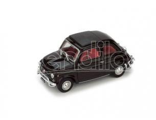 Brumm BM0465-11 FIAT 500 L 1968-72 CHIUSA MARRONE 1:43 Modellino