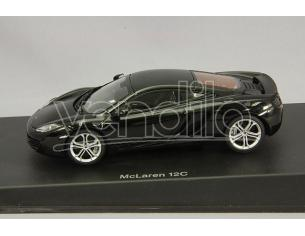 Auto Art / Gateway AA56005 MC LAREN MP4-12C 2011 BLACK 1:43 Modellino