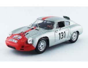 Best Model BT9564 PORSCHE ABARTH N.131 DNF TOUR DE FRANCE 1961 WALTER-STRAHLE 1:43 Modellino