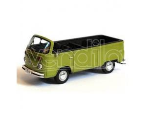 Premium Classixxs 18400 VW T2B OPEN AIR BUS GREEN 1/43 Modellino