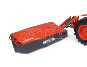 Universal Hobbies UH4864 FALCIATRICE KUBOTA DISC MOWER DM2032 1:32 Modellino