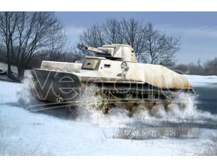 Humbrol HBB83825 RUSSIAN T-40 LIGHT TANK KIT 1:35 Modellino