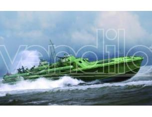 Merit Model ME64802 US NAVY ELCO 80' MOTOR PATROL TORPEDO BOAT EARLY TYPE KIT 1:48 Modellino
