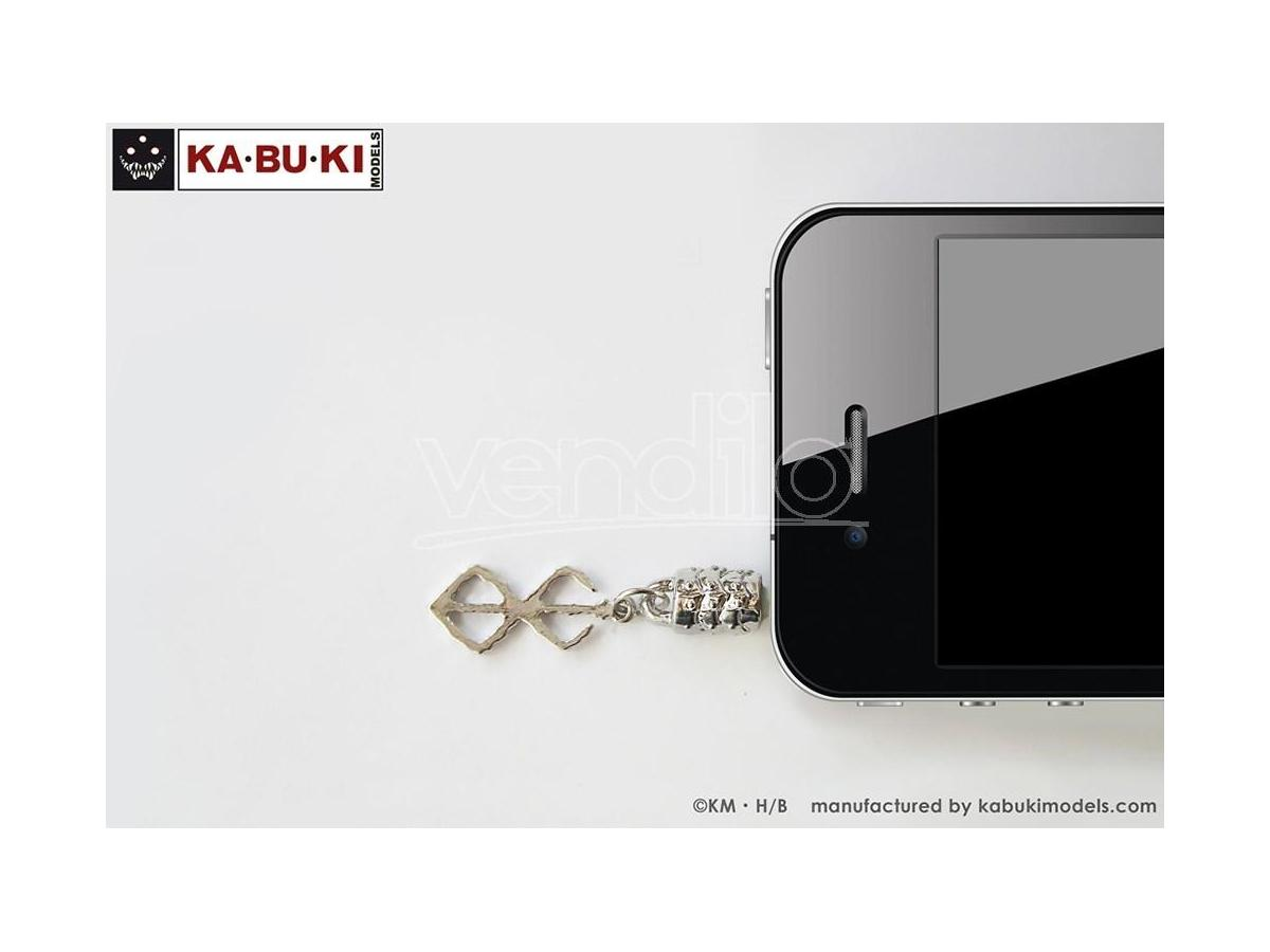 KABUKI BERSERK PHONE PIERCING ACCESSORI PER CELLULARE