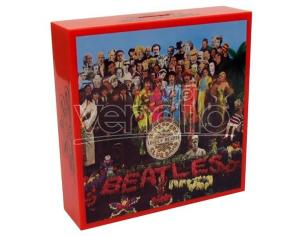 Factory Entertainment BEATLES SGT PEPPER COVER COIN BANK SALVADANAIO