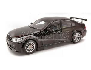 Guiloy GY67504 BMW 320 SI WTCC TEST CAR BLACK 1:18 Modellino