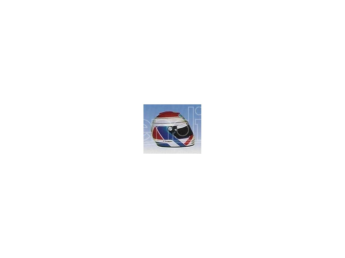 Minichamps 381950011 Casco Casco J. Verstappen 1995 Modellino