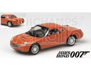 Minichamps PM400082130 FORD THUNDERBIRD BOND GIRL 007 1:43 Modellino
