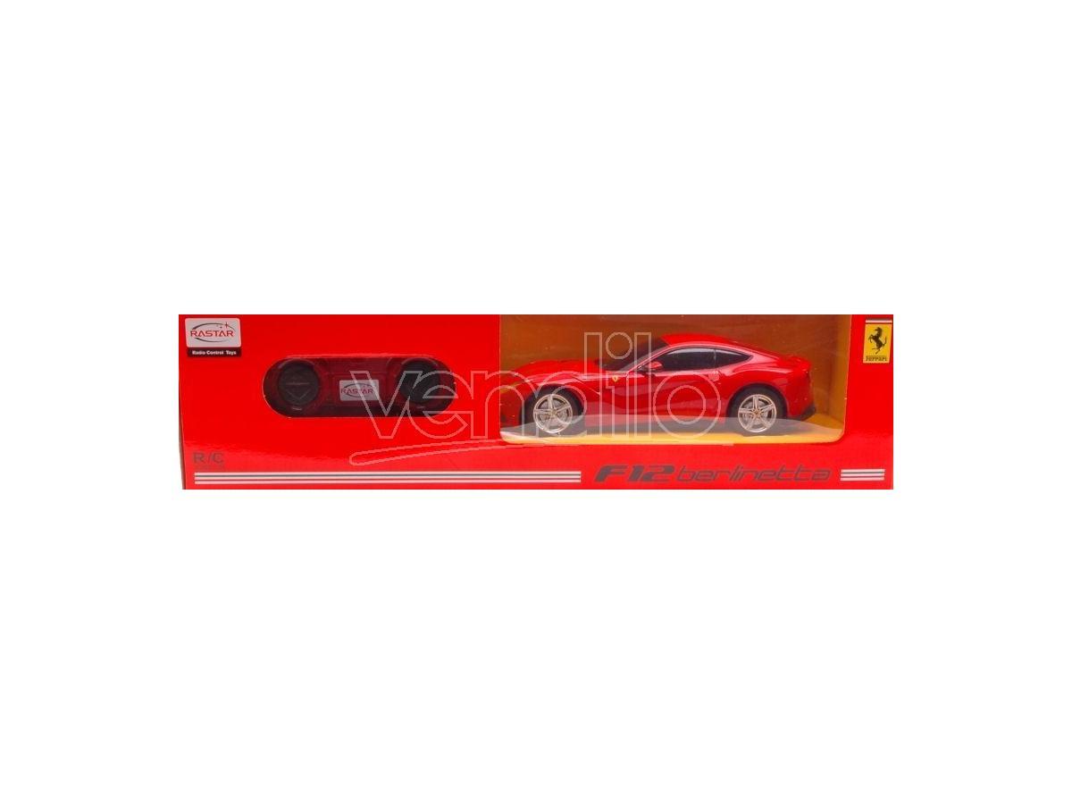 Mondo Motors MM63225 FERRARI F12 BERLINETTA RADIOCOMANDO 1:24 Modellino