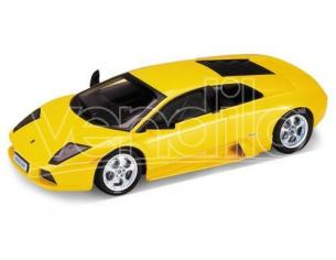 Welly We2517 Lamborghini Murcielago 2003 Metallolic Yellow 1:18 Modellino