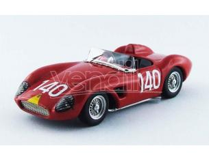 Art Model AM0312 FERRARI 500 TRC N.140 ACCIDENT TARGA FLORIO 1959 STARRABBA-LO COCO 1:43 Modellino