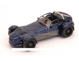 Ixo model MOC152 DONKERVOORT D&GT0 2013 NIGHT BLUE 1:43 Modellino