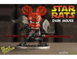 INFINITE RAT-MAN INFINITE COLL 4 DARKMOUSE STAT. STATUA