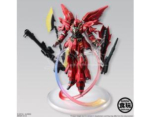 Gundam MSN-06S Sinanju FW Fusion Works 13cm Action Figure Bandai