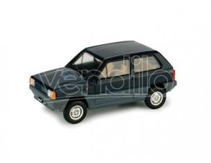 Brumm BM0386-02 FIAT PANDA 30 1980 1a SERIE BLU SMALTO 1:43 Modellino