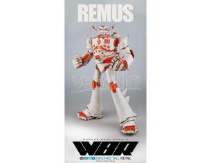 THREE A TOYS WORLDS BEST ROBOT REMUS ACTION FIGURE