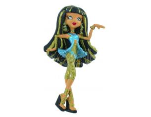 Figura Monster High Mini Figure Cleo de Nile 10 cm Comansi