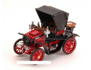 Rio RI4458 FIAT 8 CV 1901 RED 1:43 Modellino