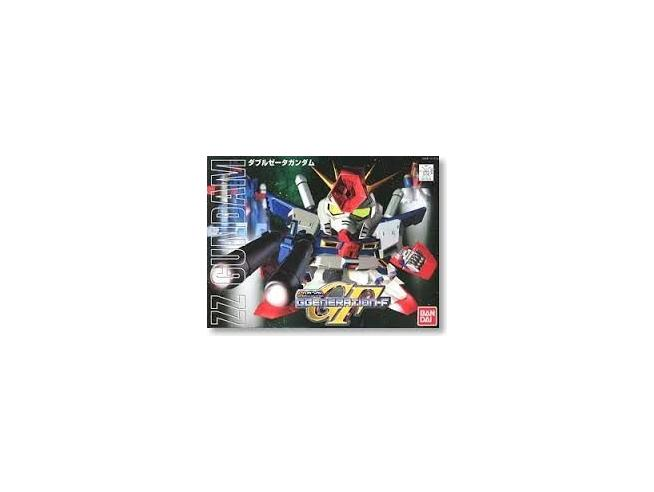 BANDAI MODEL KIT BB GUNDAM ZZ 212 MODEL KIT
