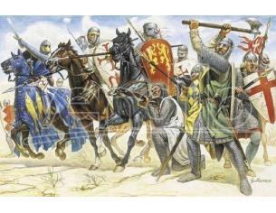 Italeri IT6009 THE KNIGHTS CRUSADE KIT 1:72 Modellino
