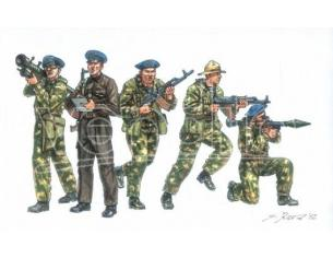 Italeri IT6169 SOVIET SPECIAL FORCES 80s KIT 1:72 Modellino