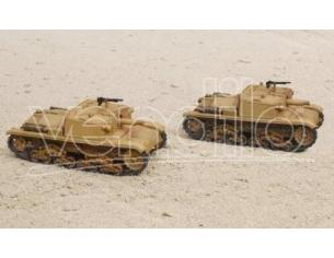 Italeri IT7519 SEMOVENTE M40 DA 75/18 KIT 1:72 Modellino