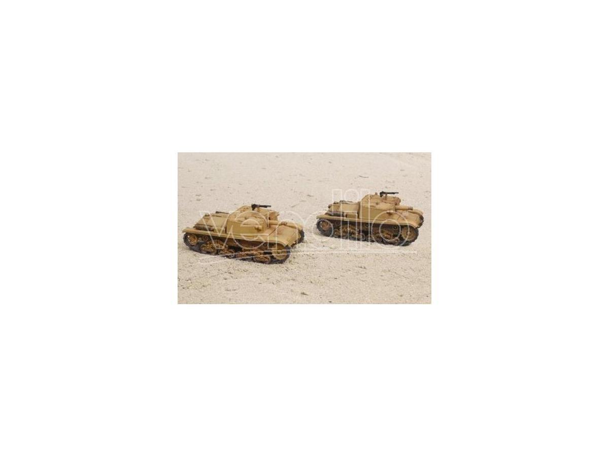 Italeri IT7519 SEMOVENTE M40 DA 75/18 KIT 1:72 Modellino