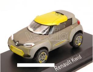 Norev 517947 Renault Kwid SALOON DE BOMBAY 2014 1:43 Modellino