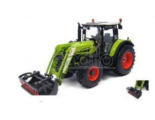 Universal Hobbies UH4299 TRATTORE CLAAS 530 WITH FRONT LOADER 1:32 Modellino