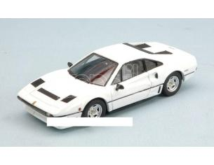 Best Model BT9575 FERRARI 208 GTB TURBO 1982 WHITE 1:43 Modellino
