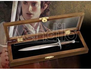 Tagliacarta Spada di Frodo Il Signore Degli Anelli 19 cm Noble Collection