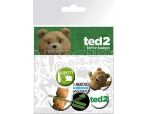 GB EYE TED 2 PINS SPILLA