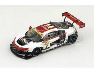 Spark Model SA0071 AUDI R8 LMS N.2 4th MACAU GP GT CUP 2014 L.VANTHOOR 1:43 Modellino