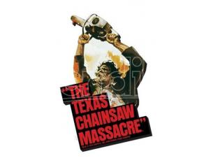 AQUARIUS ENT TEXAS CHAINSAW MASSACRE ART MAGNET MAGNETI