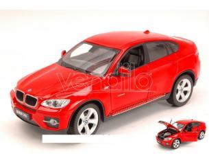 RASTAR RAT41500R BMW X6 2010 RED 1:24 Modellino