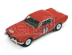 PremiumX PRD310 FORD MUSTANG N.83 8th (1st CLASS) TOUR DE FRANCE 1964 PROCTER-COWAN 1:43 Modellino