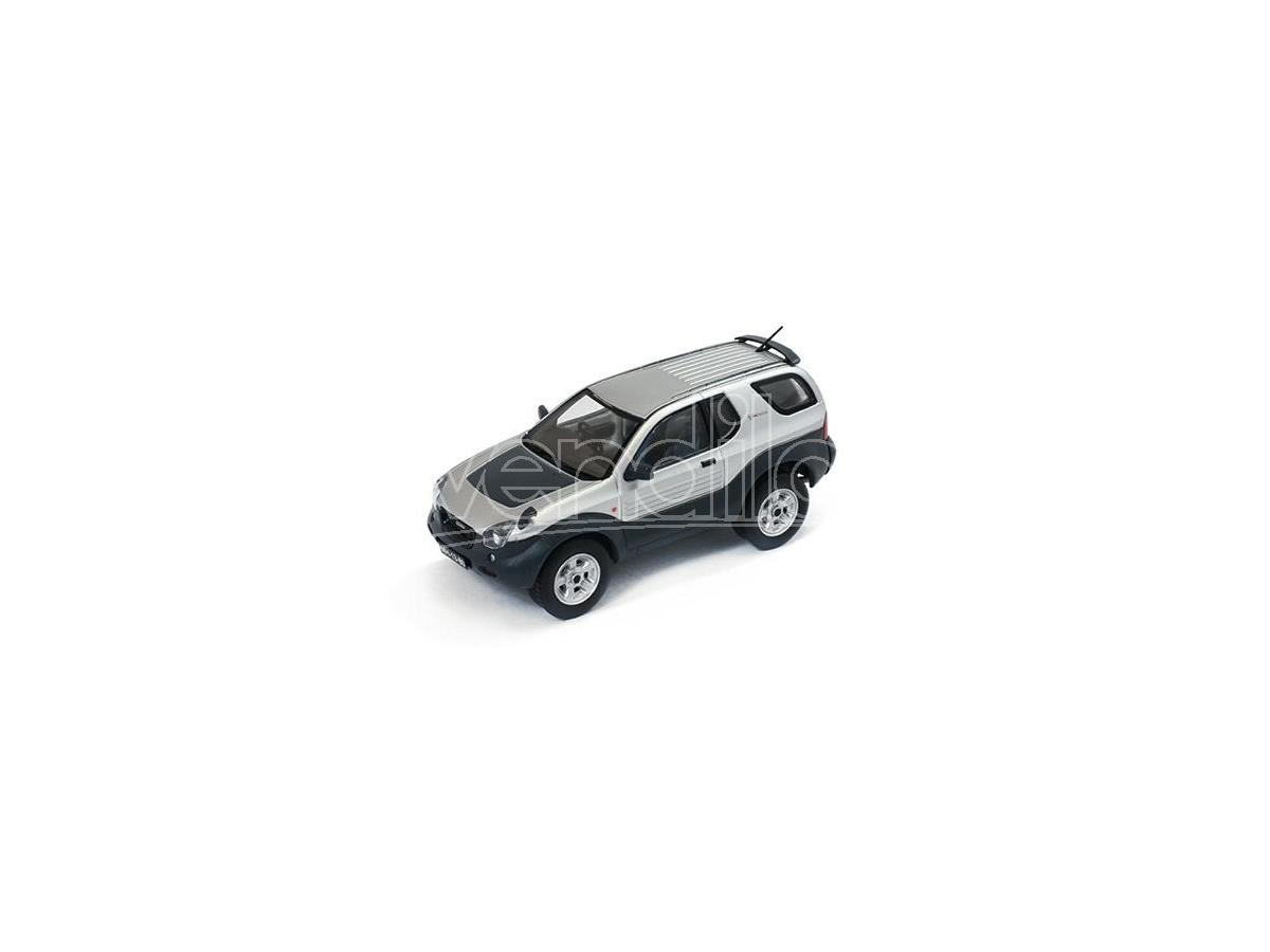 PremiumX PRD420 ISUZU VEHICROSS 1997 SILVER 1:43 Modellino