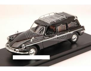 Rio RI4467 CITROEN ID BREAK CARRO FUNEBRE 1960 + CASSA/COFFIN 1:43 Modellino