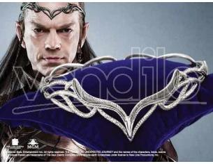 Diadema Elrond Corona Re Elfico Lo Hobbit Noble Collection